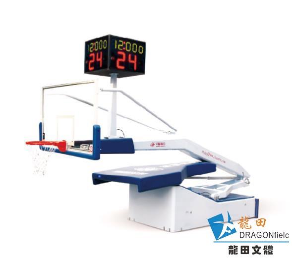 YLJ-5A豪华型电动液压篮球架