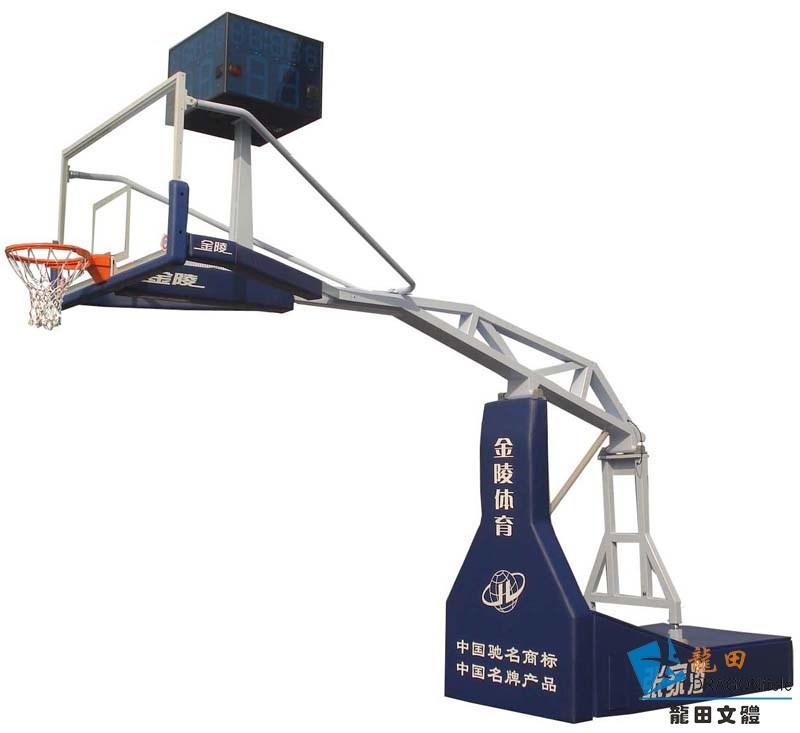 YLJ-5电动液压篮球架