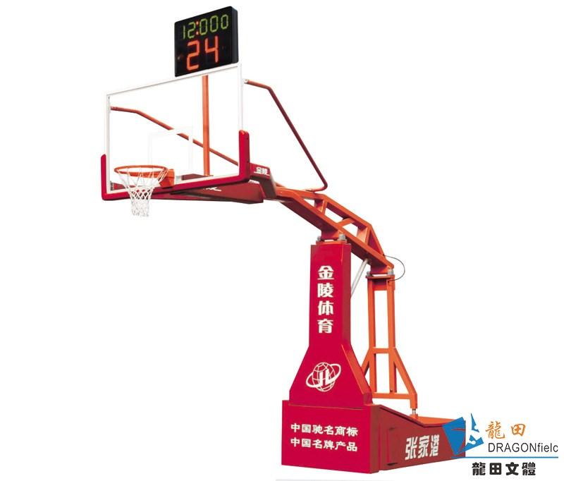 YLJ-3B电动液压篮球架