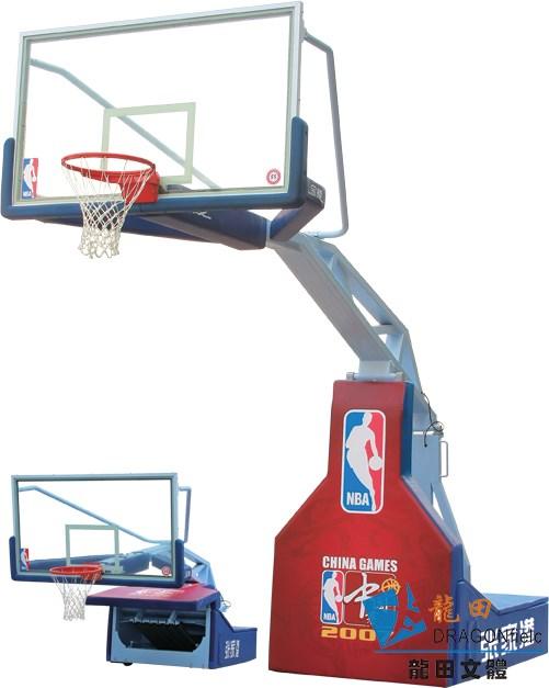 TXJ-2B弹性平衡篮球架