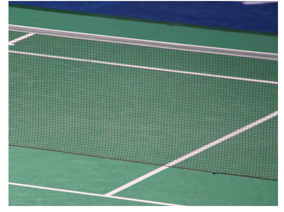 高档羽毛球网