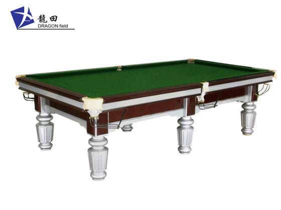 中式台球桌价格
