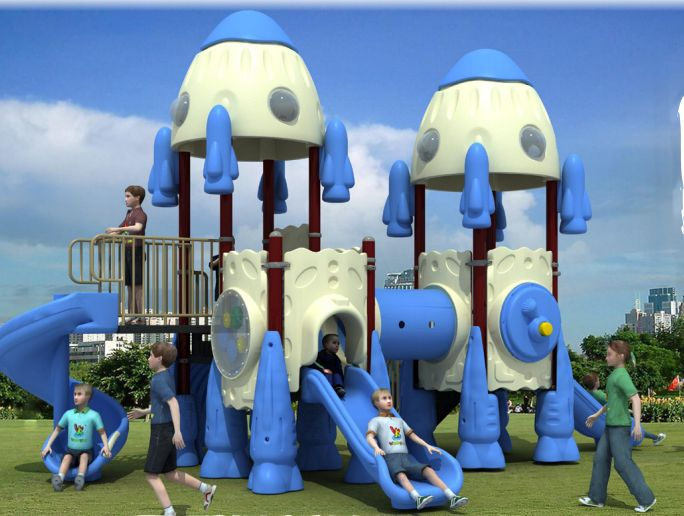 火箭系列-儿童游乐设施