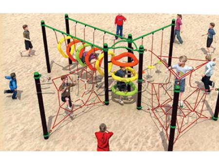 绳网系列-儿童游乐设施